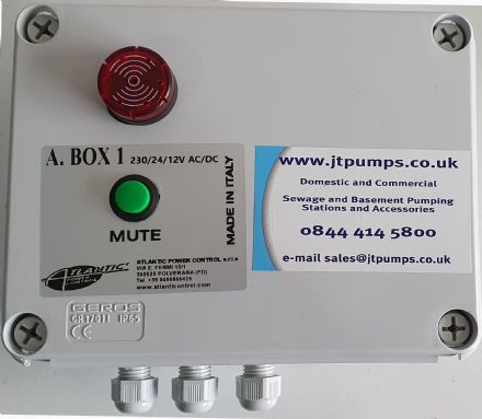 JT High Water Alarm IP65 rated